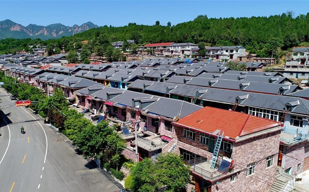 Green development improves living environment in rural China